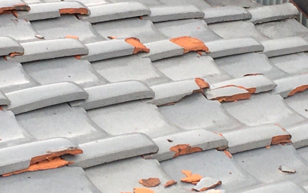 京都市左京区の台風被害 無料調査※自己負担なし工事