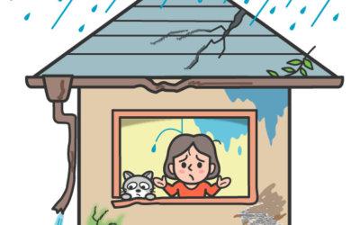 現地調査する際、よく質問される雨漏りが起こりやすい場所について