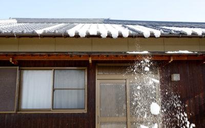 今回は、滋賀県近江八幡市で発生した積雪の影響で被害を受けたご自宅を火災保険を活用した修繕工事