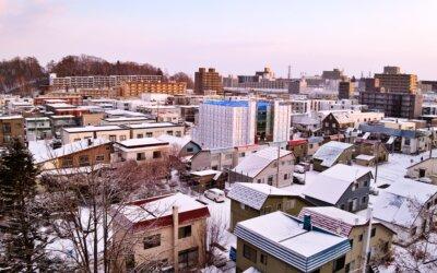 本日は滋賀県彦根市内で発生した積雪の影響で被害を受けたご自宅を火災保険を活用した軒樋工事